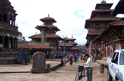 Nepal Comfort Walking/Trekking Holiday old